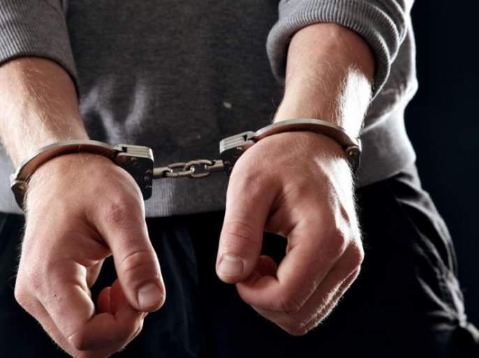 In Nanded one accused arrested who selling girls in Madhya Pradesh   मध्यप्रदेशात मुलींची विक्री करणारा फरार आरोपी नांदेडात जेरबंद