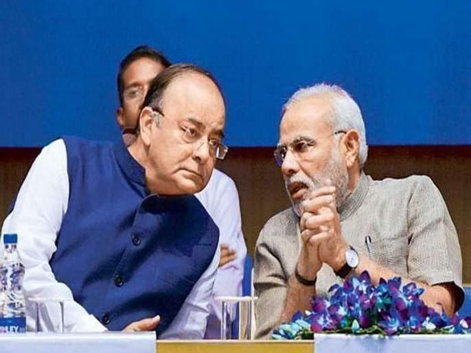 Arun Jaitley Death: Even after his political retirement, he support Modi like firmly, arun jaitly support article 370 | Arun Jaitley Death: राजकीय निवृत्तीनंतरही मोदींच्या पाठीशी भक्कम उभे होते जेटली!
