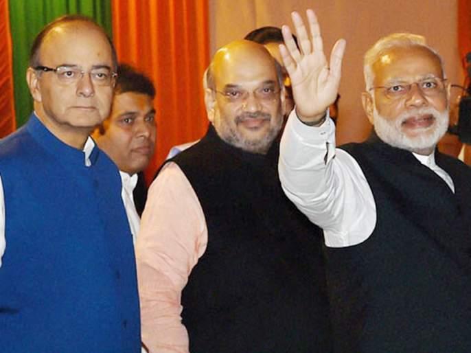 Arun Jaitley had shared important inputs on article 370 and 35a with Amit Shah | Arun Jaitley: 'कलम ३७०' झालं हद्दपार, अरुण जेटली होते पडद्यामागचे शिलेदार!