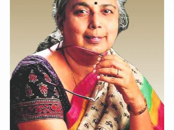 Aruna Dheer to receive the Best Literary Award by Swat Datta Hals Jaggi | अरुणा ढेरे यांना स्व. दत्ता हलसगीकर श्रेष्ठ साहित्य पुरस्कार जाहीर