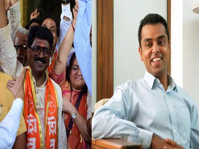 Candidates from South Mumbai have examined candidates | दक्षिण मुंबईत मतदारांनी घेतली उमेदवारांची परीक्षा