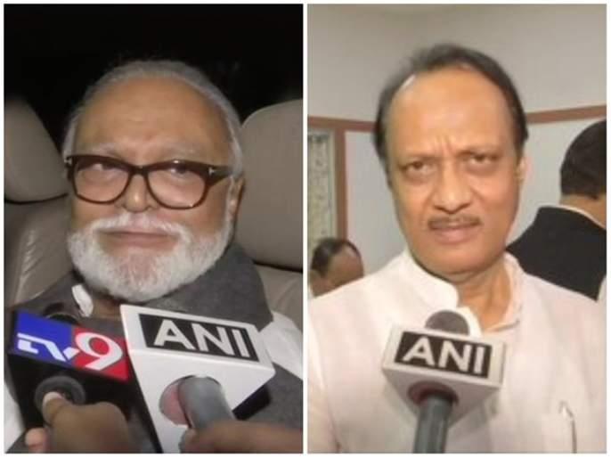 There is no question of my opposition to Ajit Pawar's Deputy Chief Minister: Bhujbal   अजित पवारांच्या उपमुख्यमंत्रीपदासाठी माझ्या विरोधाचा प्रश्नच नाही : भुजबळ
