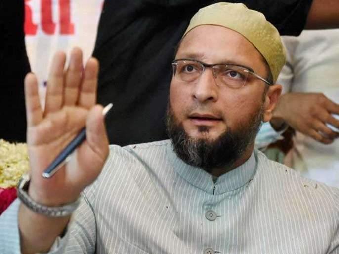 Will be arrested at Hyderabad airport if I say I want to visit Kashmir, asks Asaduddin Owaisi | ...तर मला विमानतळावरच अटक केली जाईल - असदुद्दीन ओवेसी