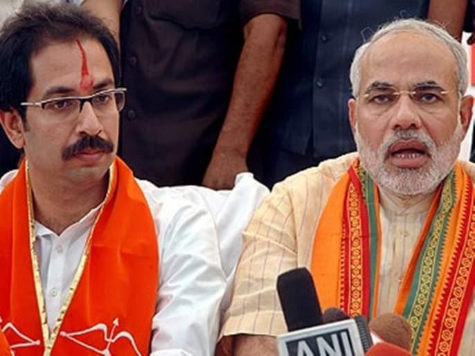 BJP's tents will be uprooted by Chhatrapati's Maharashtra; Shiv Sena attack   छत्रपतींच्या महाराष्ट्राशी पंगा घेणाऱ्या भाजपचा तंबू उखडणार; शिवसेनेचा हल्लाबोल