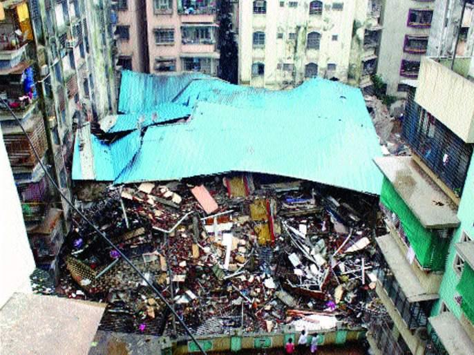 Due to poor construction, buildings are at risk, more than 25 people have been killed | निकृष्ट बांधकामामुळे इमारती धोकादायक, २५ पेक्षा जास्त जणांचा गेला बळी