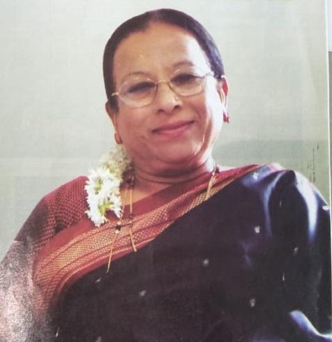 Senior Writer, Activist Pvt. Asha Aparad dies | ज्येष्ठ लेखिका, कार्यकर्त्या प्रा. आशा आपराद यांचे निधन