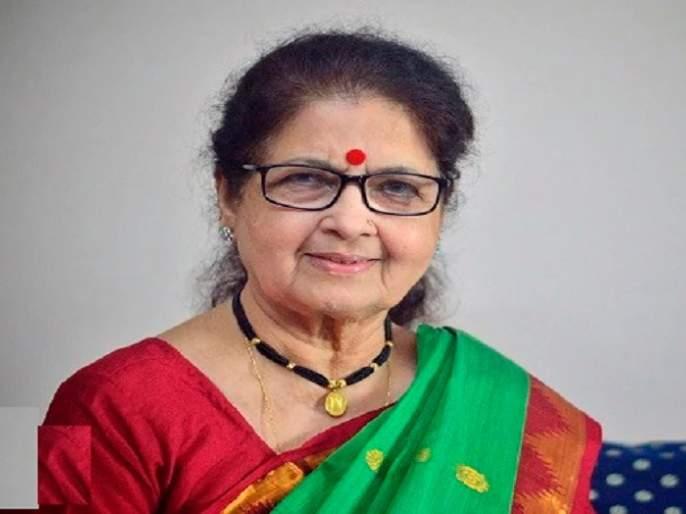 Veteran actress Ashalata Wabgaonkar passes away   ज्येष्ठ अभिनेत्री आशालता वाबगावकर यांचे निधन