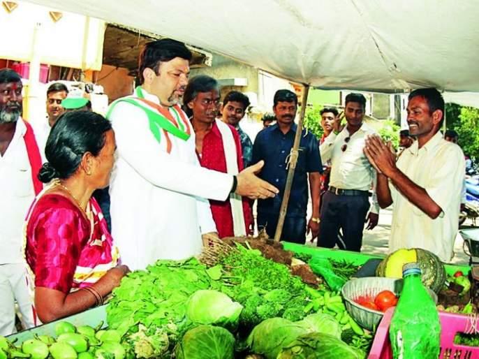 Maharashtra Assembly Election 2019 : BJP's wrong policies spoil budget: Ashish Deshmukh   Maharashtra Assembly Election 2019 : भाजपच्या चुकीच्या धोरणांनी बजेट बिघडविले: आशीष देशमुख