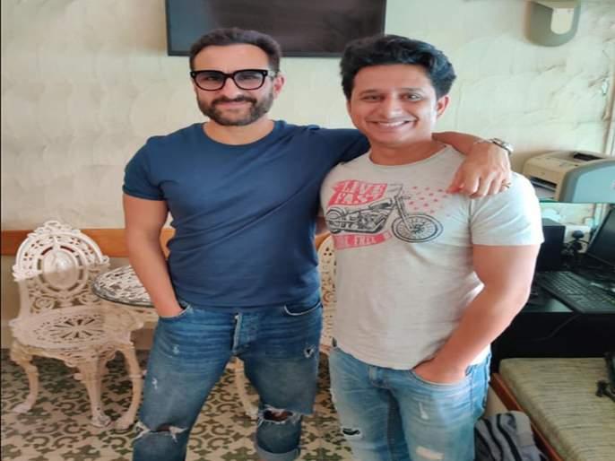 Marathi Actor ashish pathade played main role in taanaji: the unsung warrior success in-spite acting in it | 'तान्हाजी'मध्ये कामही न करता या मराठमोळ्या अभिनेत्याचा आहे चित्रपटाच्या यशात मोलाचा वाटा