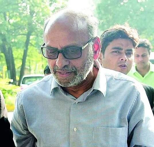 Ashok Dhawad arrested in Navodaya Bank scam in Nagpur | नागपुरातील नवोदय बँक घोटाळा : अशोक धवड यांना अटक