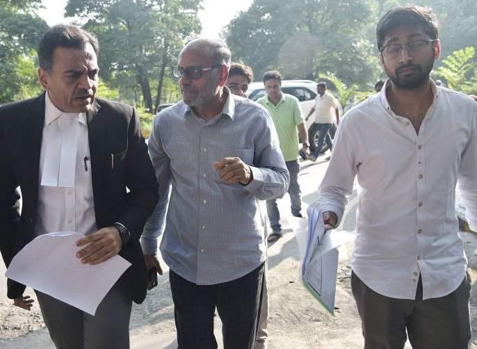 Navodaya Urban Bank scam in Nagpur: Ashok Dhawad surrenders in session court | नागपुरातील नवोदय अर्बन बँक घोटाळा : अशोक धवड यांचे सत्र न्यायालयात आत्मसमर्पण