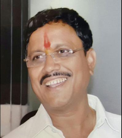 President of BJP city president Ashok Nimbargi, President of the city! | भाजपाचे शहराध्यक्ष अशोक निंबर्गी यांचा शहराध्यक्षपदाला रामराम !