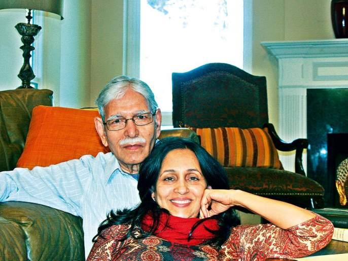 Ashvini Bhave goes down the memory lane to explore the love and warmth of her beloved father | अश्विनी भावे आणि त्यांच्या बाबांचा 'सुखी माणसाचा सदरा' एका विलक्षण नात्याची कहाणी.