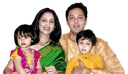Ashvini Bhave going down the memory lane when her kids changed her life and times. | 'गर्भ'रेशमी