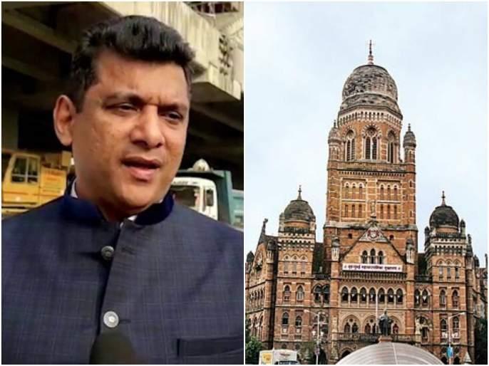 Greater Mumbai Municipal Corporation needs two commissioners for | बृहन्मुंबई महानगरपालिकेसाठी दोन आयुक्त हवे; पालकमंत्र्यांची मागणी