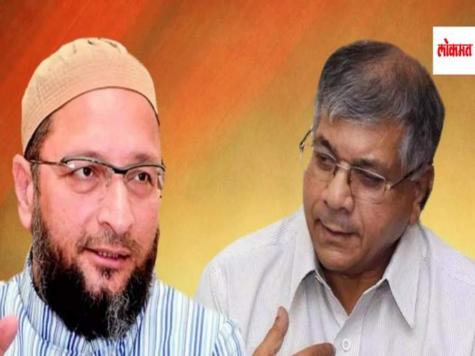 Vanchit Bahujan Aaghadi and mim alliance discussion stopped | Vidhan Sabha 2019: आंबेडकर-ओवेसी 'वंचितचं'