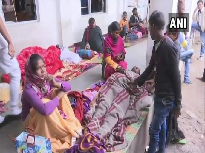 Death toll rises to 127 in Golaghat and Jorhat districts due to consumption of spurious liquor | आसाममध्ये विषारी दारूमुळे 127 जणांचा मृत्यू