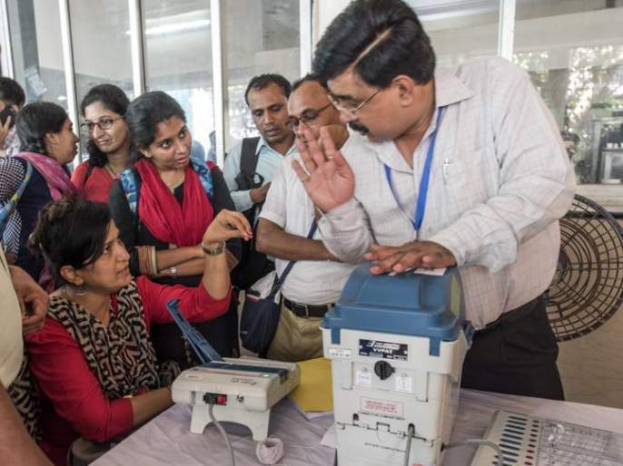 4,000 employees for 2 Assembly constituencies | Maharashtra Election 2019; सोलापूर जिल्ह्यातील ११ विधानसभा मतदारसंघासाठी १८ हजार कर्मचारी