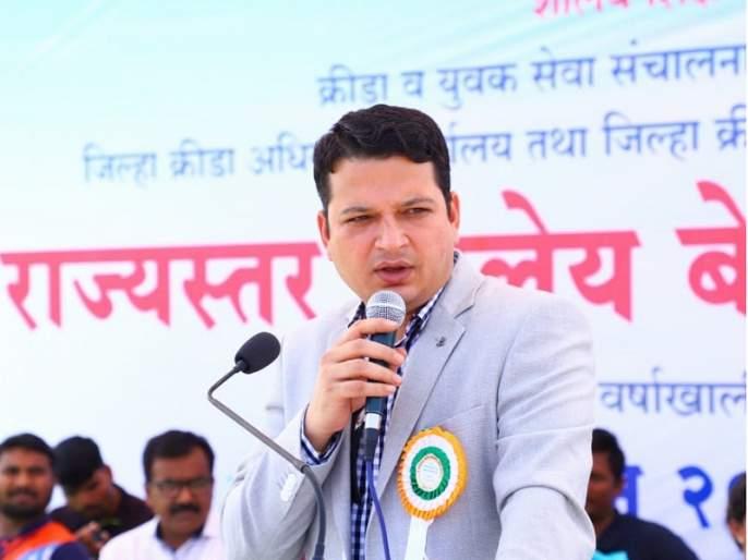 Beed Collector astikkumar pande appointed as Aurangabad Municipal Commissioner   जिल्हाधिकारी आस्तिककुमार पांडे यांची औरंगाबाद महापालिका आयुक्तपदी बदली
