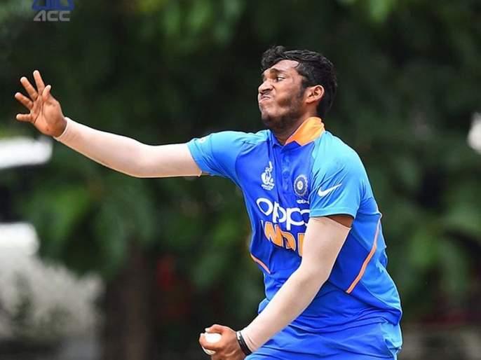 U 19 Asia Cup winning Indian team star Atharv Ankolekar selected in Mumbai team for Vijay Hazare trophy | भारताला आशियाई चॅम्पियन बनवणाऱ्या 18 वर्षीय अथर्वची मुंबई संघात निवड