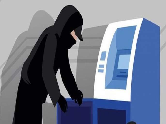 Inter Gangs Involvement Suspected Raia Atm Theeft Attempt   राय एटीएम मशिन चोरी प्रकरणात आंतरराज्य टोळीचा हात