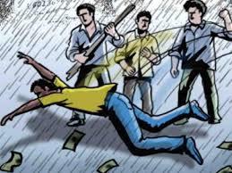 Attack on NMC's team of encroachers | अतिक्रमकांचा महापालिकेच्या पथकावर हल्ला
