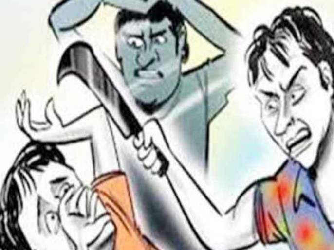 Nashik: A youth was attacked when he entered a house in Satpur in Nashik | नाशकात सातपूरमध्ये घरात घुसून तरुणावर प्राणघातक हल्ला