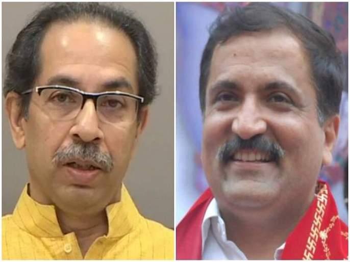 Atul Bhatkhalkar criticizes on shiv sena, Thane for keeping saffron wrapped | भगवा गुंडाळून ठेवल्यानेच ठाण्याला तोकडी मदत, अतुल भातखळकरांची टीका