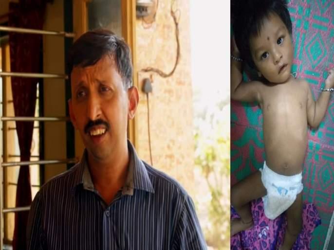 Actor atul virkar ask for help for his son's treatment | माझ्या नवऱ्याची बायको मालिकेतील अभिनेता मुलाच्या उपचारासाठी मागतोय मदत
