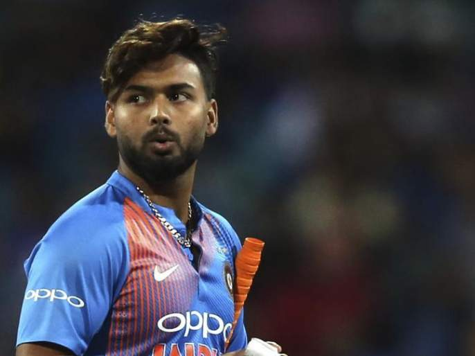 Rishabh Pant is failed continuously; Now the Chairman of the Selection Committee will be taking hard decision | रिषभ पंतचे दिवस भरले; आता निवड समिती अध्यक्षही बरसले