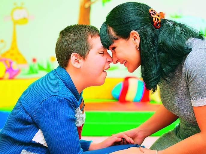 The supportive step toward to help autistic children by Government. | स्वमग्नतेसाठी एक मदतस्नेही पाऊल