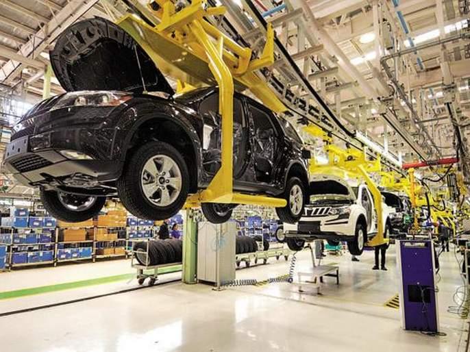 Vehicle sales increase in October   वाहनांच्या विक्रीत ऑक्टोबरमध्ये वाढ