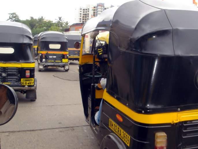 Increasing number of vacancies in Panvel; About 3,000 rickshaws in the taluka | पनवेलमध्ये रिक्षांच्या वाढत्या संख्येचा ताप; तालुक्यात जवळपास १४ हजार रिक्षा