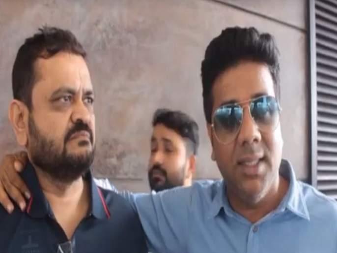 Video: Gujarati Man Beating On Marathi Family In Thane Gujarati Man Apologizes In Marathi After Incident | Video: मनसेचा दणका! मराठी माणसाला मारहाण करणाऱ्या 'त्या' गुजराती व्यक्तीनं मराठीत मागितली माफी