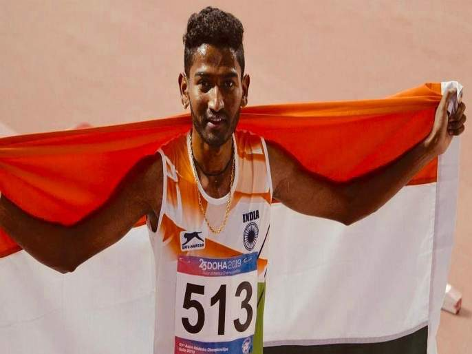 Avinash Sable qualifies for 2020 Olympics, He sets a new national record in the 3000m steeplechase final in the Athletics World Champs | सियाचीन ते टोकियो : अथक परिश्रमानं मराठमोळ्या अविनाशनं पटकावलं 'ऑलिम्पिक' तिकीट