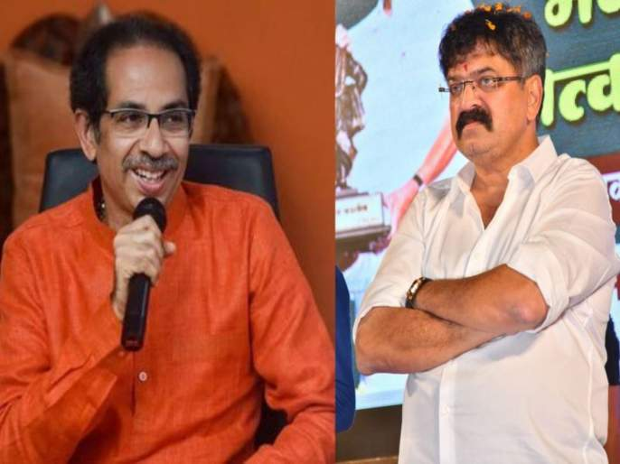 jitendra awhad requested uddhav thackeray to give corona vaccine to journalist in the state   'ही' मागणी आपण ताबडतोब मान्य करावी; आव्हाडांची उद्धव ठाकरेंना विनंती