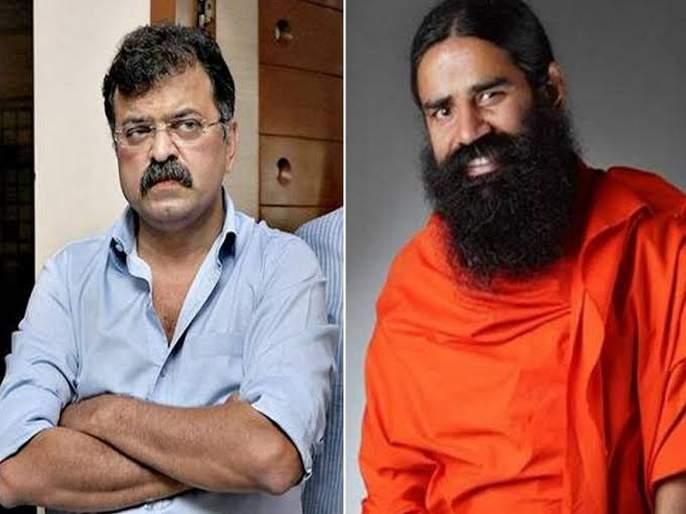 Will not allow Ramdev to set foot in Maharashtra - Jitendra Awhad | रामदेवबाबांना महाराष्ट्रात पाय ठेवू देणार नाही - जितेंद्र आव्हाड
