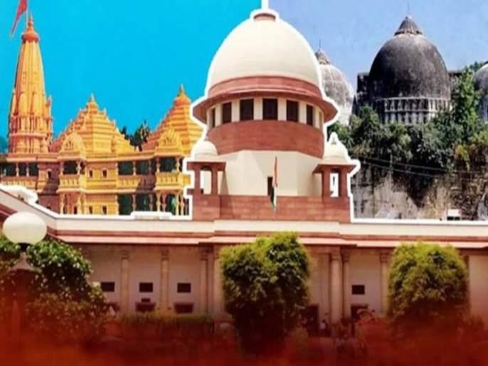 Police will call for people for peace in Ayodhya's result   अयोध्या निकालाच्या पार्श्वभूमीवर पोलिसांकडून शांततेचे आवाहन