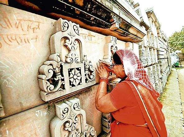 Ayodhya... the changing face of city   अ-युध्द