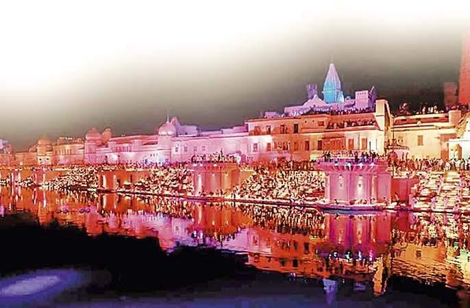 Ramlalla- the memories of Ayodhya city.. | रामलल्ला की नगरी... चला, अयोध्येचा फेरफटका मारूया!