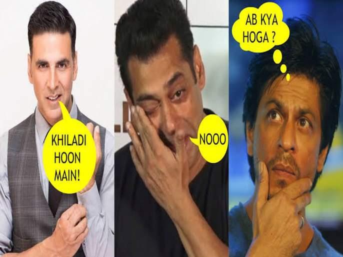Forget Salman khan & Akshay Kumar Ayushmann khurrana Has Became King On Box office | सर्वाधिक कमाईच्या बाबतीत चक्क सलमान अक्षयलाही टाकले 'या' अभिनेत्याने मागे? कोण आहे तो