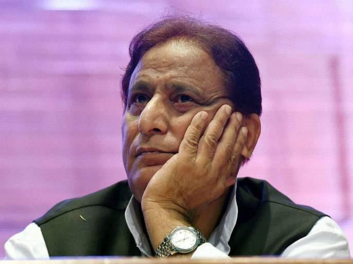 lok sabha election SP leader Azam Khan says rival Jaya Prada wears khaki underwear | आझम खान यांनी पातळी सोडली; जया प्रदांवर हीन दर्जाची टिप्पणी