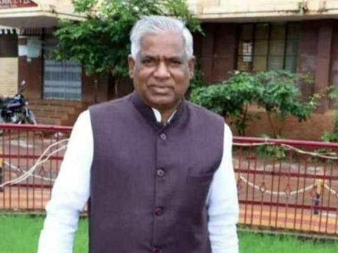 Incumbent Congress MLA B Narayan Rao dies due to corona | काँग्रेसचे विद्यमान आमदार बी नारायण राव यांचं कोरोनामुळे निधन