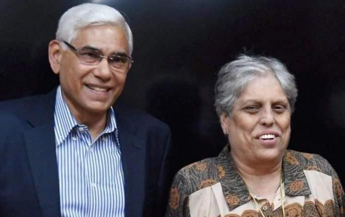 vinod rai and diana edulji will leave the BCCI, earning crores of rupees   करोडो रुपये कमावून विनोद राय आणि डायना एडल्जी बीसीसीआय सोडणार