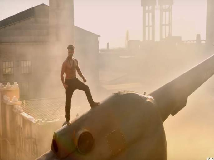 more than 100 Explosives in Tiger Shroff Upcoming film Baaghi 3   टायगर श्रॉफच्या या चित्रपटातील अॅक्शनसाठी वापरलेत १०० किलोहून अधिक स्फोटके