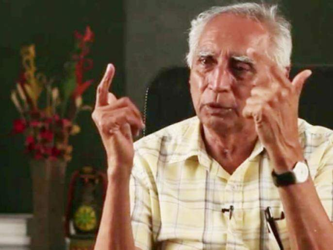 Dr Baba Adhav's fast began | डॉ बाबा आढाव यांचे उपोषण सुरु