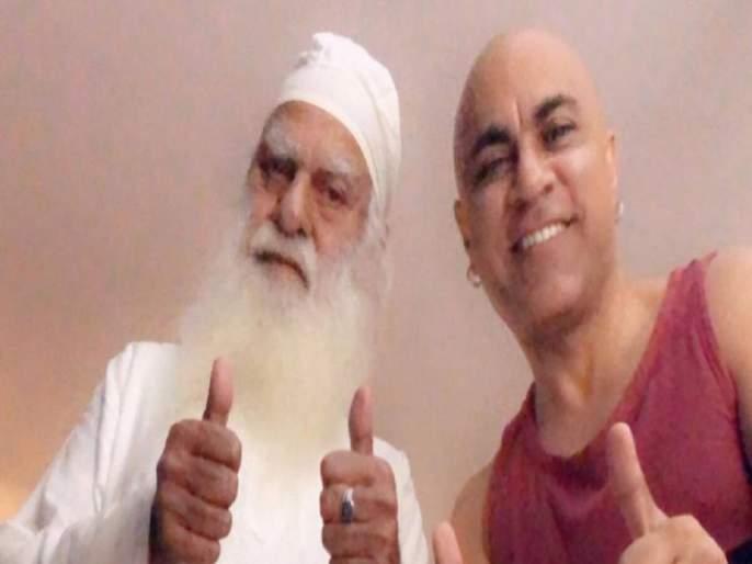 Baba Sehgal's father dies due to coronavirus | वेळेत बेड न मिळाल्याने प्रसिद्ध गायक बाबा सहगलच्या वडिलांचे कोरोनामुळे निधन