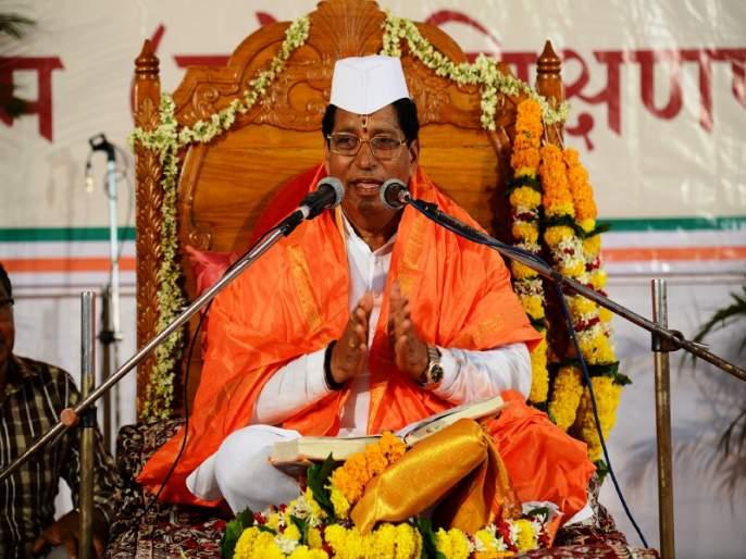 Pandhari wari means meet to God way : - Babanrao Pachpute   पंढरीची वारी देवाला भेटण्याचा राजमार्ग :- बबनराव पाचपुते