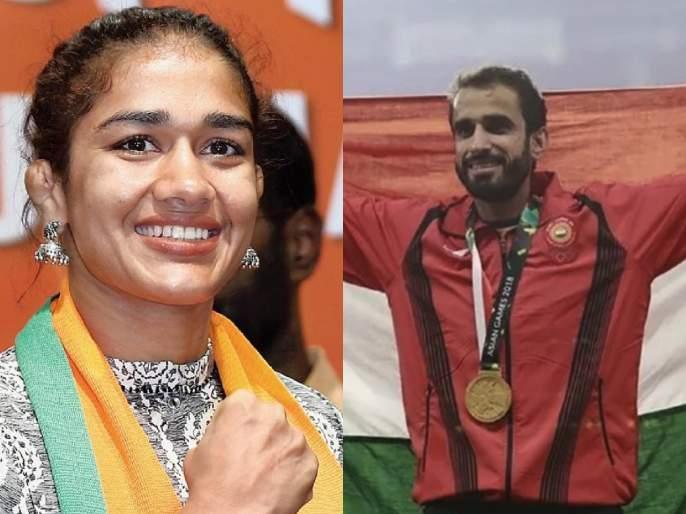 Asian Games gold medalist Manjit Singh Chahal questions Babita Phogat's appointment as Deputy Director | बबिता फोगाटवर कृपादृष्टी का? आशिया स्पर्धेतील सुवर्णपदक विजेत्या खेळाडूची भाजपा सरकारवर टीका