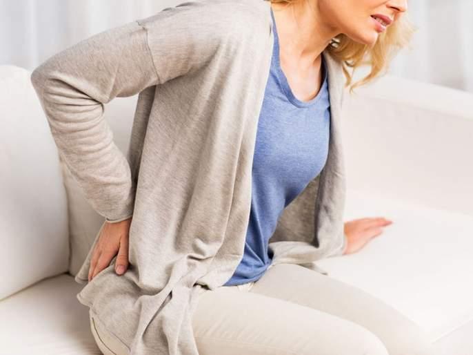 Know what to do in case of back pain in teenagers | दिवसेंदिवस कंबरदुखी वाढतीये? या टिप्सने दूर करा समस्या